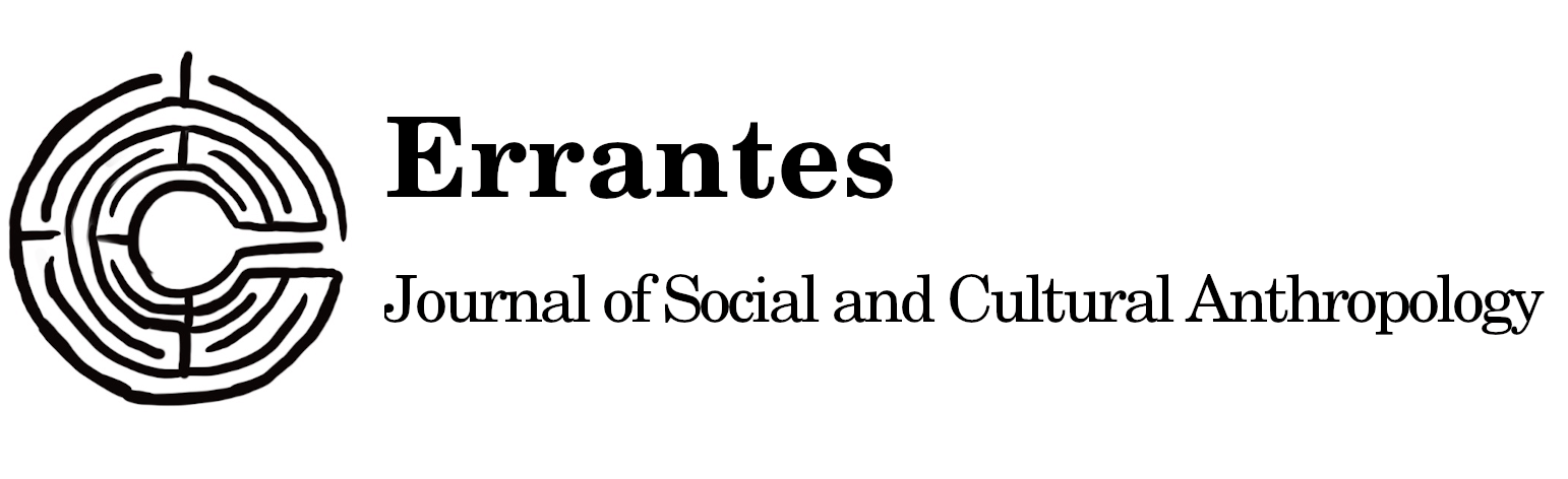Errantes – Journal of Social and Cultural Anthropology